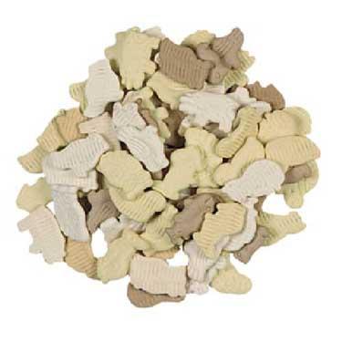 4Pet Dišeče živalice vanilijevi piškoti - 400 g