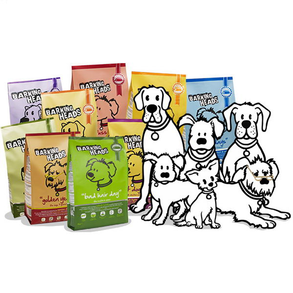 Barking Heads Tiny Paws Tender Loving - 1,5 kg