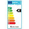 Aquael LED žarnica Leddy Plant - 6 W