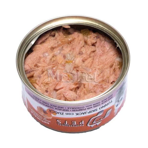 Professional Pets Naturale – tuna in bučke – 70 g