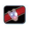 Nobby silikonski LED obesek za ovratnico z lučko