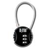 Exo Terra kovinska ključavnica za zaklepanje terarija s kodo