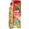 Versele-Laga Prestige kreker velike papige tropsko sadje - 2 x 70 g