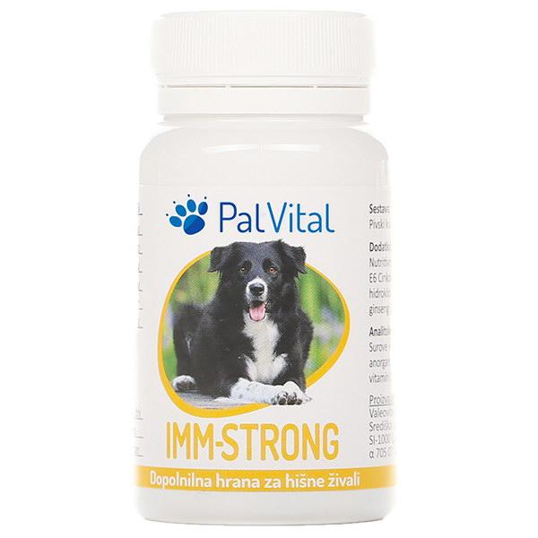 PalVital Imm-Strong - 30 kapsul