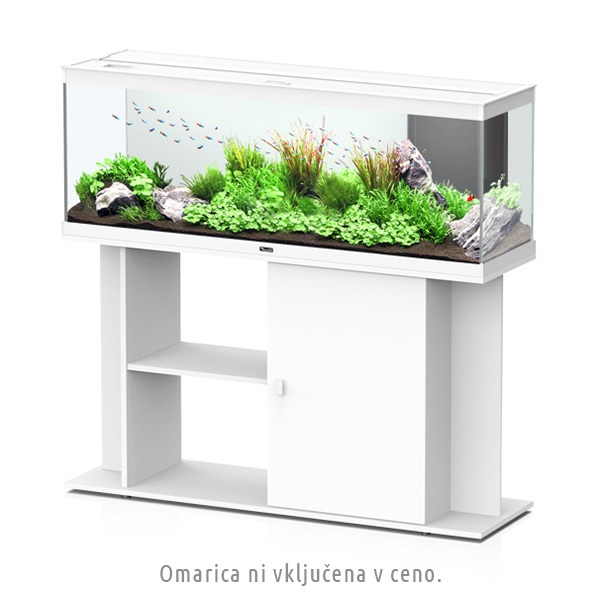 Aquatlantis Style 120, bel - 120 x 40 x 45 cm