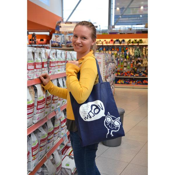 Tekstilna vrečka Mr.Pet - Mijav