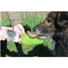 United Pets potovalna plastenka Leaf, zelena - 500 ml