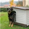 Ferplast pasja hiška Dogvilla - 73 x 59 x 53 cm