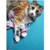 Magic Cat palica trak s peresi - 40 cm + 45 cm