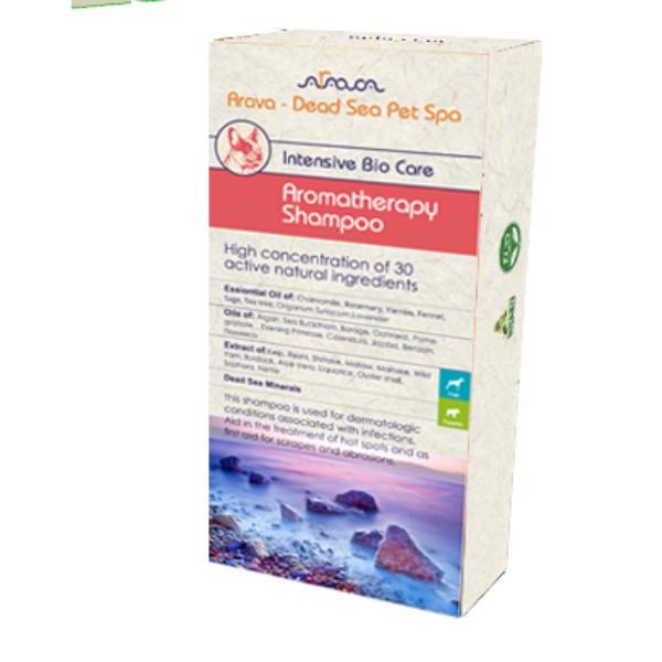 Arava Aromatherpy šampon za občutljivo in razdraženo kožo