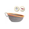 Camon zložljiva silikonska posoda za hrano - 470 ml