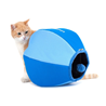 United Pets vreča Cat Cave, modra - 35 x 35 cm