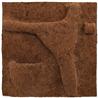 Repti Planet terarijsko ozadje iz kokosa Planter - 50 x 50 cm