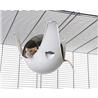 Beeztees hiška za glodavce Sputnik XL - 29 x 26 x 19 cm
