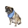 Nobby hladilna bandana, modra - 30 - 43 cm