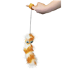 Nobby mačji rep na vrvici z mačjo meto - 48 cm