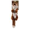 Dog Fantasy igrača pliš lisica - 45 cm