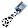 Dog Fantasy plišasta igračka Skinneeez, krava - 35 cm
