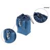Amiplay torbica za posladke Denim, modra - 10 x 7 x 14 cm