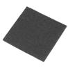 Moderna univerzalni filter za pokriti WC, črn