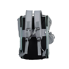 Nobby nahrbtnik za pse vodoodporen Nomad, siva - 45 x 26 x 27 cm