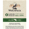 WolfPack priboljšek Maxi Bites - kunec - 500 g