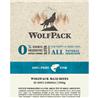 WolfPack priboljšek Maxi Bites - losos - 500 g