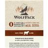 WolfPack priboljšek Maxi Bites - jagnjetina - 500 g