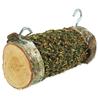 Nature Land Nibble leseni valj z zelišči - 120 g