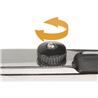 Ferplast Premium škarje za striženje, ukrivljene - 15 cm