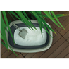 Stefanplast Sprint mačje stranišče z okvirjem Green - 39 x 58 x 17 cm