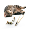 All For Paws igralna palica z miško - 64 cm