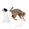 All For Paws igrača za mačke laserski robot - 16,6 x 15 x 28 cm