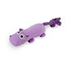 All For Paws plišasta igrača Ultrasonic hippo - 36 cm