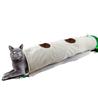 All For Paws tunel za mačke šumeč classic comfort, bež - 140 cm