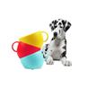 United Pets posoda skodelica, rumena - 2,5 l