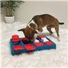 Nina Ottosson interaktivna igrača Dog Brick Blue - Level 2