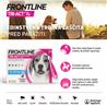 Frontline Tri-Act za pse, 10-20 kg - 3 ampule