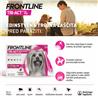 Frontline Tri-Act za pse, 2-5 kg - 3 ampule