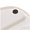 Ferplast Lindo podstavek in posode - 2x0,3 l