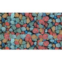 Prodac akvarijski pesek, pisan - 3-5 mm / 1 kg