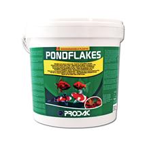 Prodac Pondflakes za majhne in srednje velike ribniške ribe - 10,5 l / 1000 g