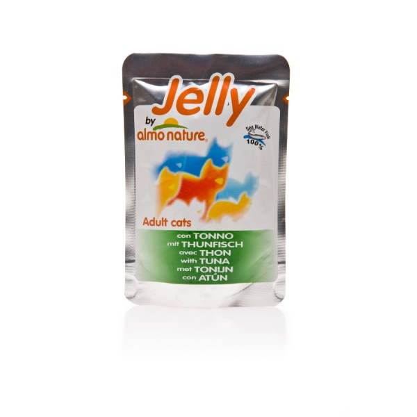 Almo Nature Jelly – tuna– 70 g