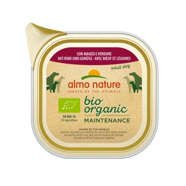Almo Nature Bio Pate - govedina in zelenjava - 100 g
