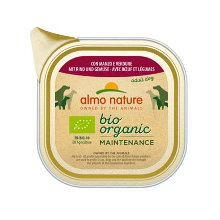 Almo Nature Bio Organic - govedina in zelenjava - 100 g