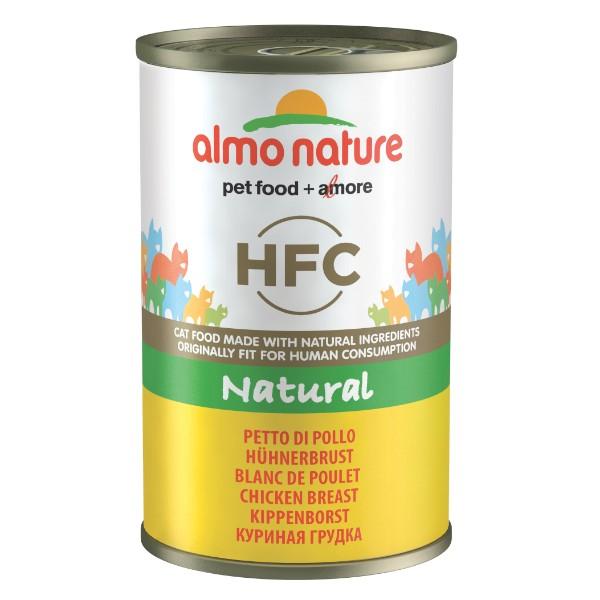 Almo Nature Classic – piščančje prsi – 140 g