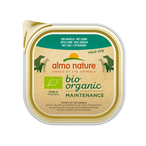 Almo Nature Bio Pate - jagnjetina - 300 g