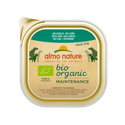 Almo Nature Bio Organic - jagnjetina - 300 g