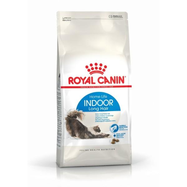 Royal Canin Adult Long Hair - perutnina - 400 g