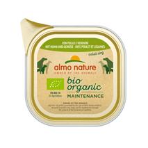 Almo Nature Bio Organic - piščanec in zelenjava - 100 g